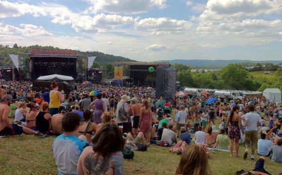 All Good Music Festival on