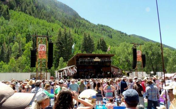 Colorado summer music festival