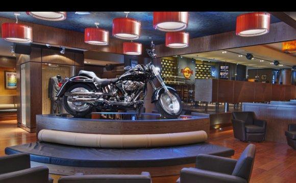 Hard Rock Cafe Dubai Rock Shop