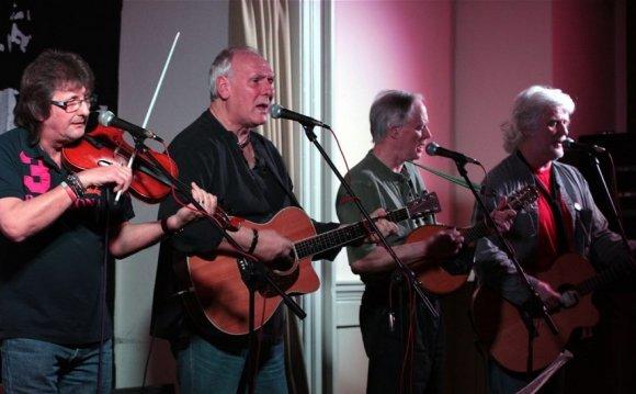 Wonderful Folk/Rock band