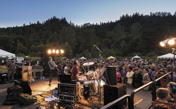 Timber Outdoor Music Festival