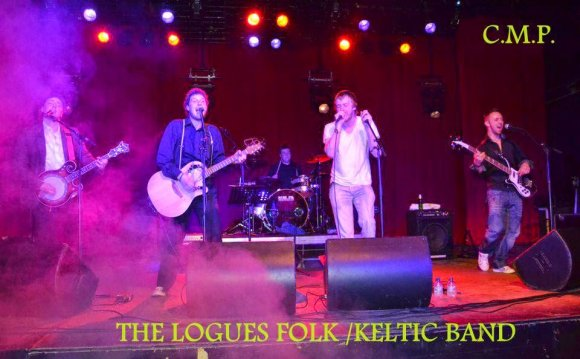 Celtic folk rock